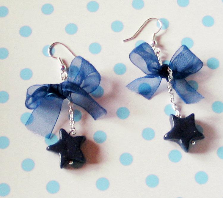 orecchini con stelline