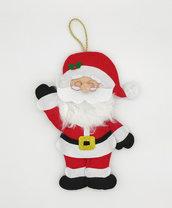 Babbo Natale, decorazione natalizia, 26 cm x 16 cm
