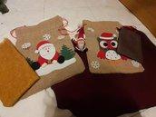 Set Babbo Natale