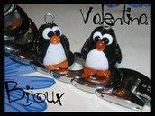 Ciondoli pinguino