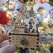 carillon decorati a mano favole