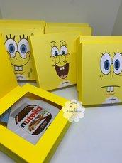 Box porta nutella personalizzato