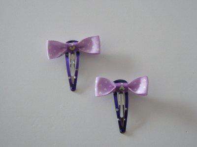 ribbons hairclips