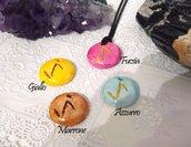Le Rune di Nascita - Eiwhaz -