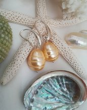 Orecchini perle di Maiorca