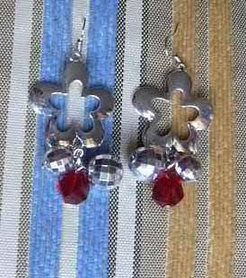 orecchini fiore