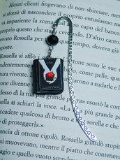 """Segnalibro mini libro """"Twilight"""""""