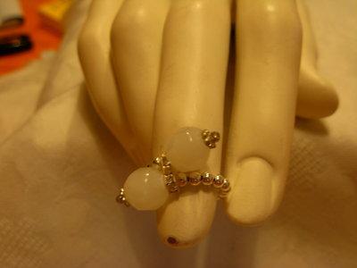 OFFERTISSIMA anello 2 opalini