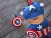 Capitan America in pannolenci
