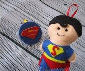 Superman in pannolenci