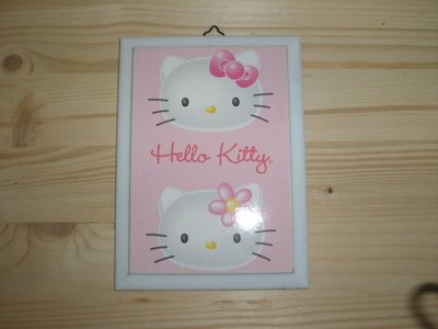 Quadretto 10x15 Hello Kitty
