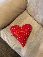 Presina a forma di cuore San Valentino