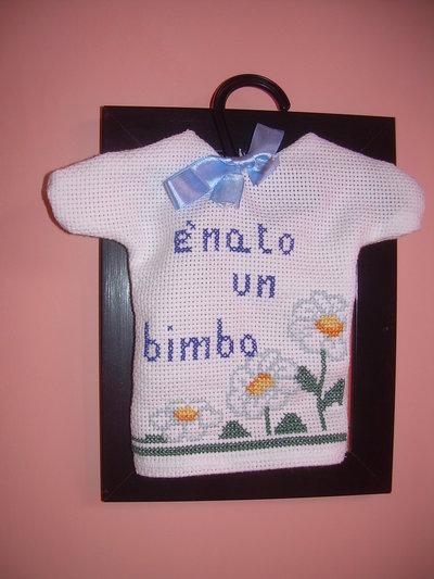 maglietta nascita
