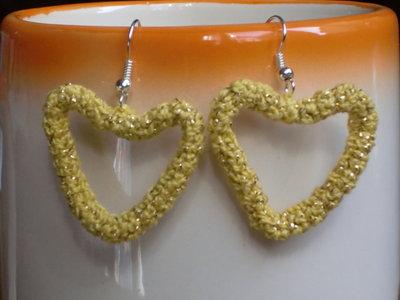 Monachelle cuore giallo