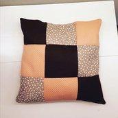 Cuscino patchwork  personalizzato