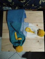 Sciarpa personalizzabile per bambino