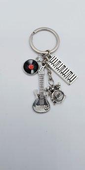 portachiavi per musicisti