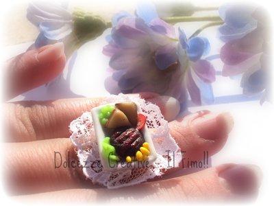 ★★SALDI Anello Pranzo - Hamburger, patatine fritte , piselli, toast, insalata e pomodoro :)