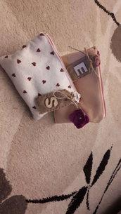 Borsellino, portamonete, pochette da borsa