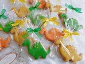 dinosauro biscotto festa a tema dinosauri compleanno