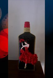 flamenco in the bottle