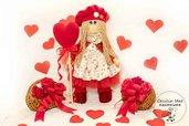 Bambola Giulietta con cuore
