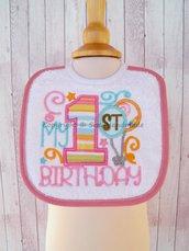 BAVAGLINO Il mio primo compleanno