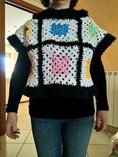 Copri spalle di lana