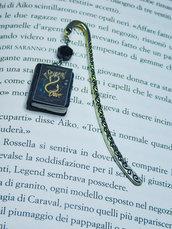 """Segnalibro """"Serpent & Dove"""""""