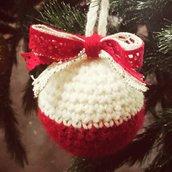 Decorazione natalizia - Palla di Natale