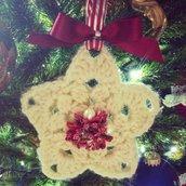 Decorazione natalizia - Stella di Natale