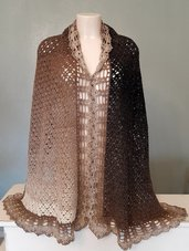 Scialle/Stola in lana