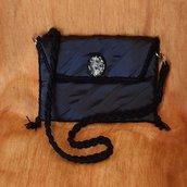 borsetta nera elegante
