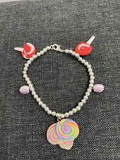 Bracciale candy candy