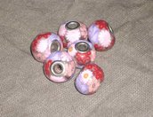 pandora bead flower mix 1