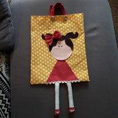 Shopper personalizzata doll