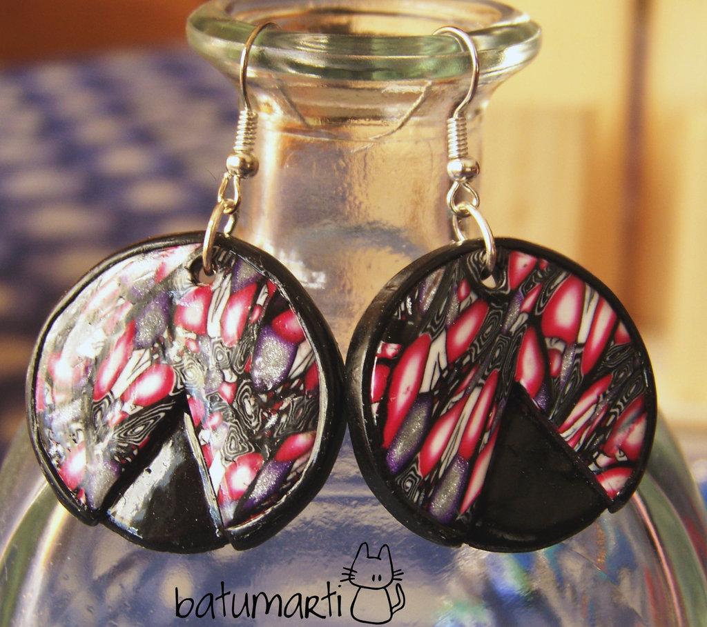 Orecchini 60' - 60' earrings