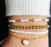 Set di bracciali