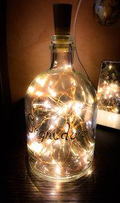 Salvasogni bottiglia luminosa