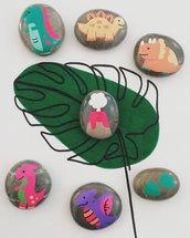 """Story Stones """"Dinosauri"""""""