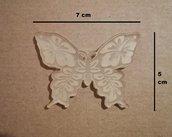 Stampo Farfalla - Stampo Fiori di Ibisco