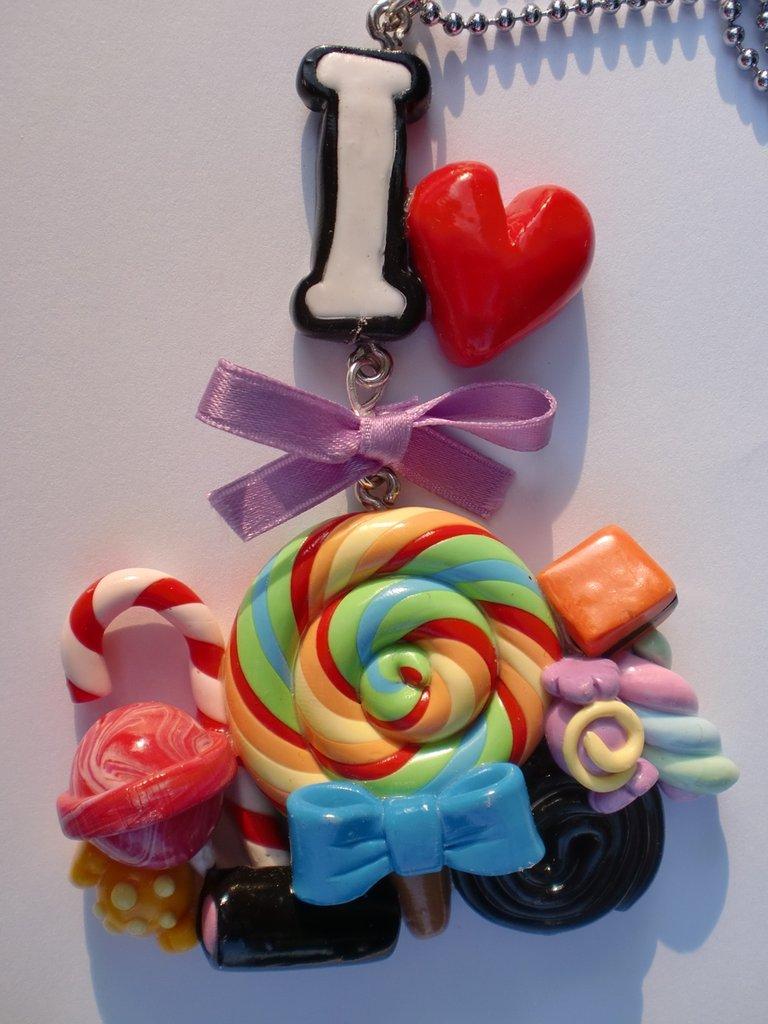 Collana I Love Candy