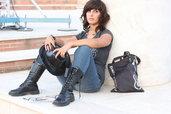 Rock'n'Roll Bag in Black