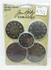 5 quadranti orologi Tim Holz Idea-Ology