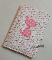 Astuccio per pennarelli e quadernino
