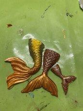 Collane coda di Sirena