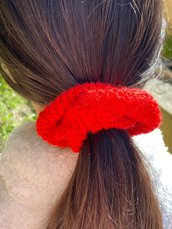 Scrunchies Basic RedPassion