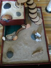 Giardino zen - con acqua
