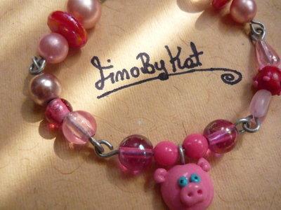 Pink bracelet!