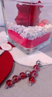 Orecchini perle pendenti